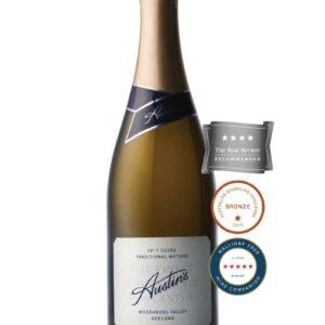 austins cuvee sparkling champagne