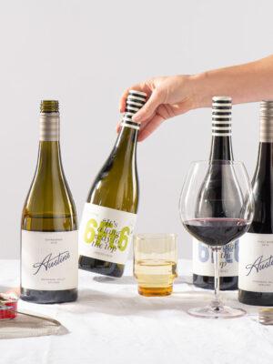 Stripe Society Wine Club