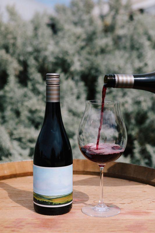 Austins Cellar Door Founding Member Pinot Noir