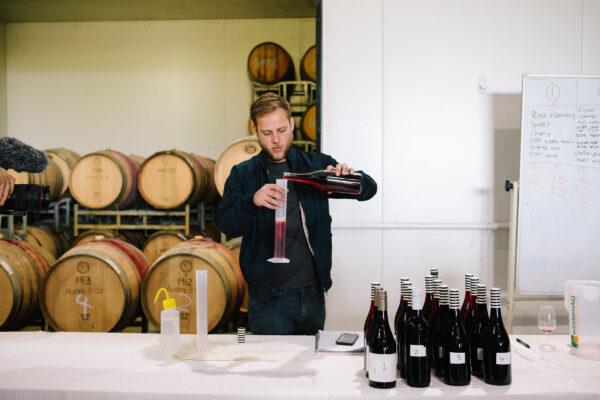 Dwayne Cunningham Austin's Winemaker