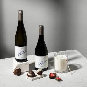 chocolate-candle-wine-gift