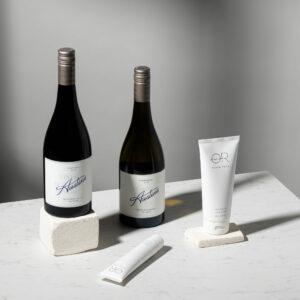 austins wines and great ocean road skincare box